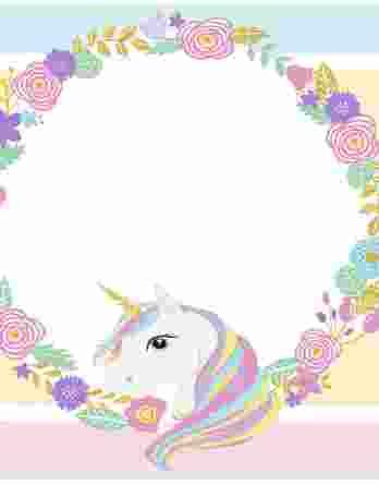 Σουπλά Μονόκερος (unicorn) 20040s