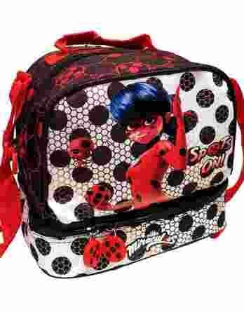 Gim Ladybug Dots 346-02220 White