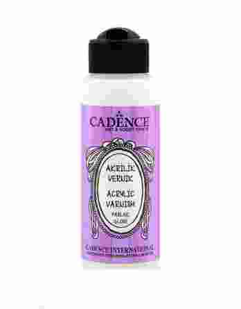 Βερνίκια νερού gloss cadence 120 ml 12081