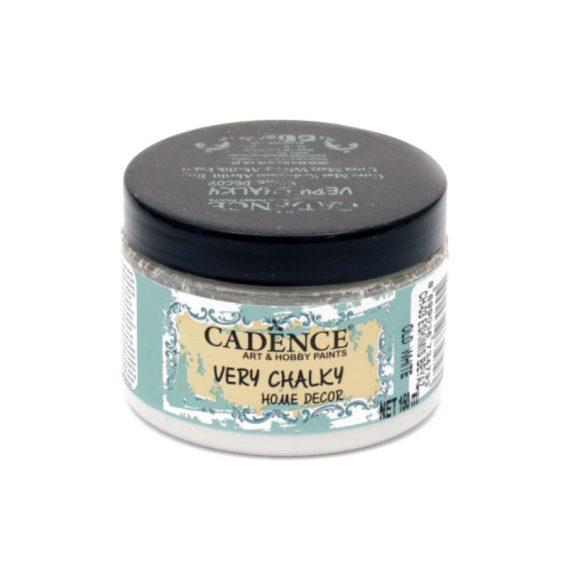 Χρώμα κιμωλίας Cadence 150 ml OLD WHITE CH03