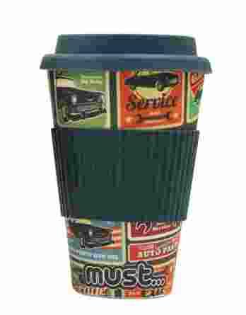 Κούπα από μπαμπού Must 480ml - Vintage