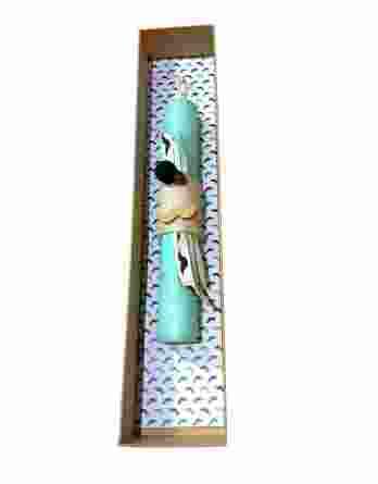 Λαμπάδα Μουστάκι Handmade 65050