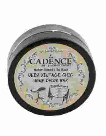Βερνίκια Φινιρίσματος Cadence (μαύρο κερί παλαίωσης) WAXCADS