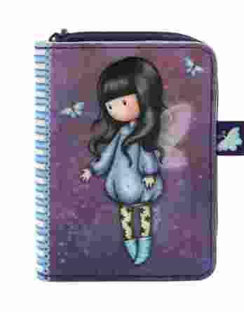 Santoro Gorjuss Wallet Bubble Fairy