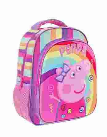 Τσάντα πλάτης Νηπιαγωγείου Peppa Διακάκης