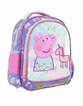 Τσάντα πλάτης Νηπιαγωγείου Peppa
