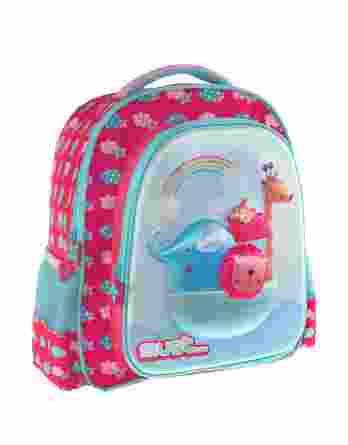 Τσάντα πλάτης Νηπιαγωγείου Must Noah's ark