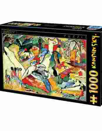 Παζλ Kandinsky D-Toys