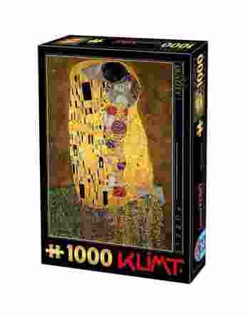 Παζλ Gustav Klimt The Kiss