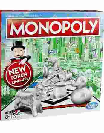 Hasbro Monopoly Classic Game C1009
