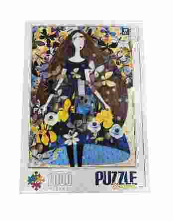 Παζλ Seasons Spring Kurti Andrea D-Toys 1000Τεμ. 74102-01