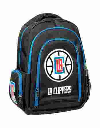 BMU Τσάντα Πλάτης Δημοτικού LA Clippers 338-43031
