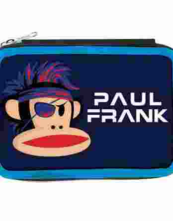 BMU Κασετίνα Διπλή Γεμάτη Paul Frank Arcade 346-63100