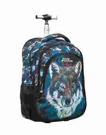 BMU Trolley Δημοτικού No Fear Fluo Wolf 347-70074
