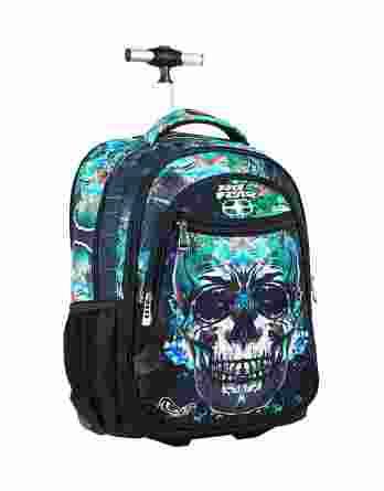 BMU Trolley Δημοτικού No Fear Glass Skull 347-81074