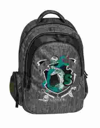 Τσάντα Πλάτης Δημοτικού Graffiti Harry Potter Slytherin 204212