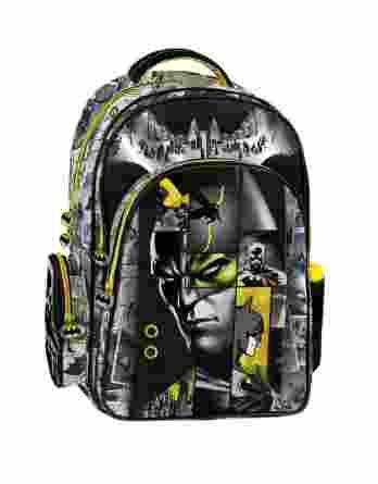 Τσάντα Πλάτης Δημοτικού Graffiti Batman 205211