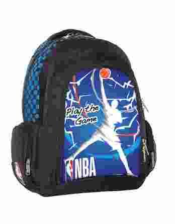 BMU Τσάντα Πλάτης Δημοτικού NBA Play The Game 338-40031