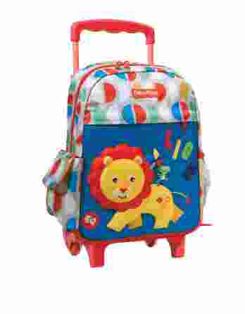 Trolley νηπίου Fisher Price Circus Lion 349-06072