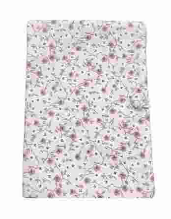Day4you Υφασμάτινη θήκη Βιβλιαρίου floral 60108