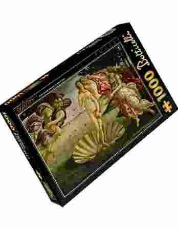 Παζλ Sandro Botticelli Birth of Venus D-Toys 1000Τεμ. 72672-01