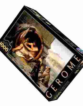 Παζλ Jean Leon Gerome Diogenes D-Toys 1000Τεμ. 72726-04