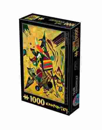 Παζλ Kandinsky Points D-Toys 1000Τεμ. 72849-04