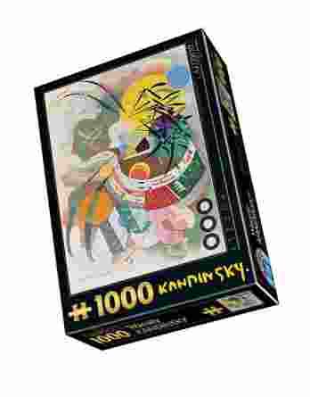 Παζλ Kandinsky Dominant curve D-Toys 1000Τεμ. 72849-06