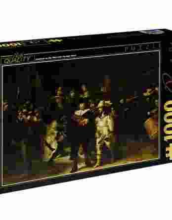 Παζλ The Night Watch Rembrandt D-Toys 1000Τεμ. 73792-01