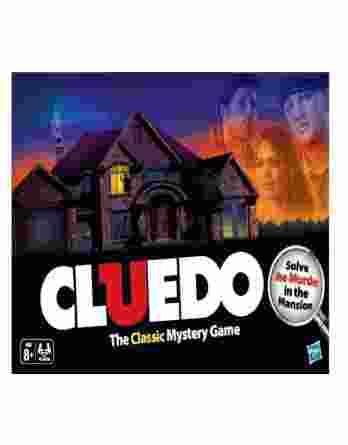 Eπιτραπέζιο Παιχνίδι Mυστηρίου Cluedo