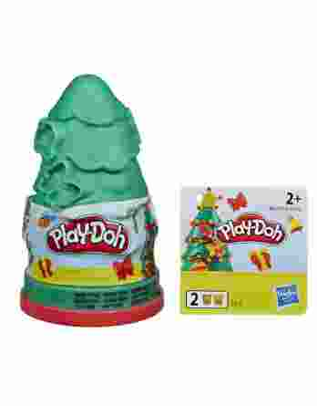 Play-Doh Holiday Χριστουγεννιάτικο Δέντρο # E5336