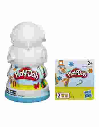 Play-Doh Holiday Χιονάνθρωπος # E6208