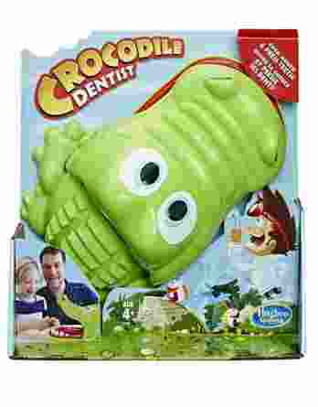 Hasbro Κροκόδειλος Οδοντίατρος #E4898