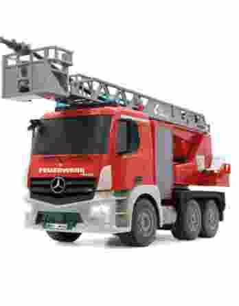 Πυροσβεστικό με περιστρεφόμενη σκάλα Jamara Mercedes-Benz Antos 1:20