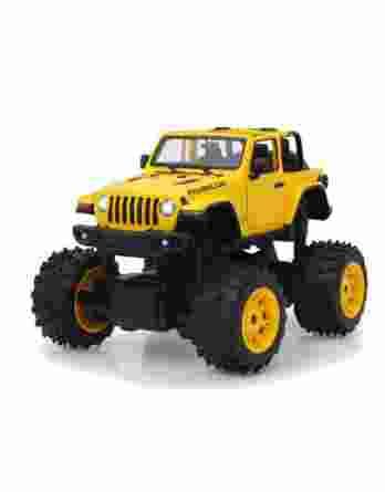 Jeep Wrangler JL Jamara 1:14 2,4GHz Yellow