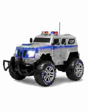 Αστυνομικό θωρακισμένο αυτοκίνητο Jamara Monster Truck 1:12 27MHz LED