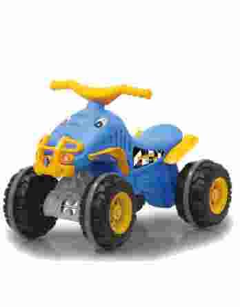 Βρεφική γουρούνα ώθησης Jamara μπλε